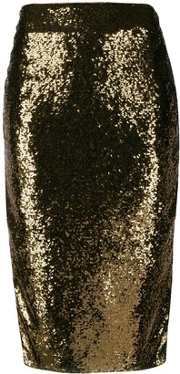 MICHAEL Michael Kors sequinned skirt