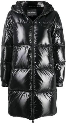 Duvetica Zipped Padded Coat