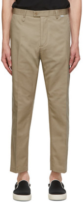 Tiger of Sweden Beige Easty Trousers