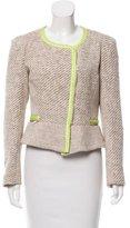 Yoana Baraschi Metallic Tweed Jacket