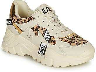 Elue par nous GOBI women's Shoes (Trainers) in White