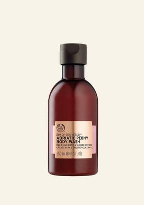 The Body Shop Spa of the World Adriatic Peony Body Wash