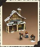 Boyd's Boyds Bear Dickens' Tea Shoppe Pac Fezziwig's Tea Shoppe 24806