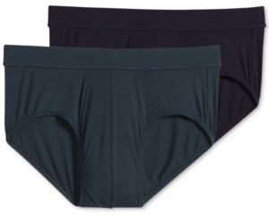 Jockey Men's 2-pack Essential Fit Supersoft Modal Brief - Created for Macy's