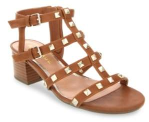 Rampage Milty Studded Heeled Sandals Women's Shoes