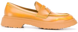 CamperLab Walden leather penny loafers