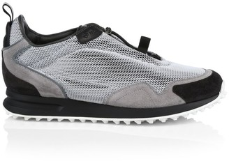 Dunhill Radial Track Runner Sneakers