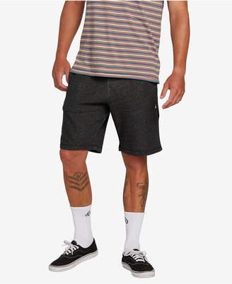 Volcom Men Chiller Fleece Shorts