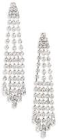 Nina Women's Cascade Chandelier Earrings