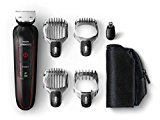 Philips Norelco Norelco QG3372/41 Philips Multigroom Beard, Stubble, Hair, Nose and Body Trimmer
