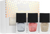 Nails Inc The Soft Metals Nail Polish Collection