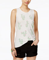 Junk Food Clothing Cactus Graphic Tank Top