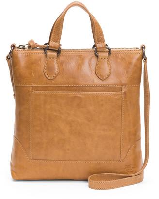Frye Melissa Small Crossbody Tote Bag