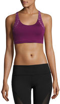Alo Yoga Patina Laser-Cut Sports Bra