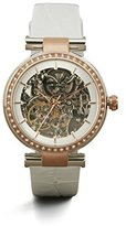 Kenneth Cole New York Women's KC2861 Automatic Analog Display Japanese Automatic White Watch