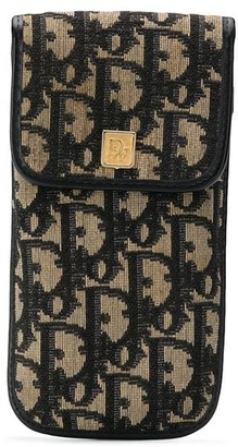Christian Dior pre-owned Trotter sunglasses case
