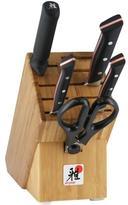 Miyabi 600s Red 6-Piece Knife Block Set
