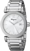 Salvatore Ferragamo Men's FP1950014 Salvatore Stainless Steel Watch