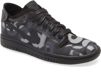 Comme des Garcons x Nike Dunk Low Transparent Sneaker