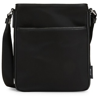 Bally Tuston Textile Shoulder Bag