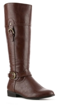 Unisa Tangled Wide Calf Riding Boot