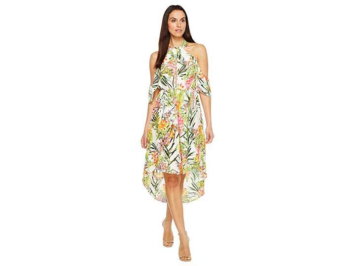 Adelyn Rae Leanna Woven High-Low Dress Women's Dress
