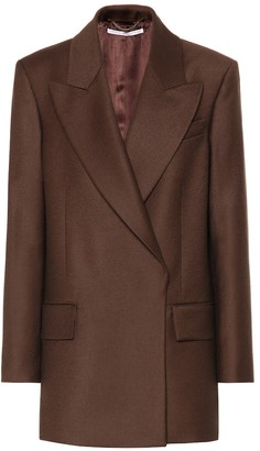 Emilia Wickstead Mallory wool blazer