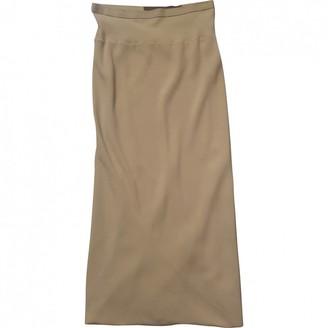 Rick Owens Beige Skirt for Women