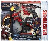 Transformers Dragonstorm Turbo Changer