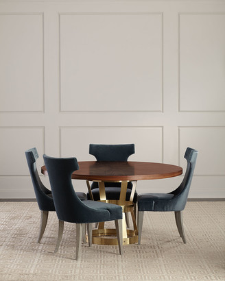 Bernhardt Tahlia Azure Dining Side Chair