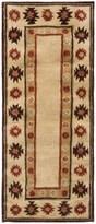 "Rizzy Home Native Floor Runner - Wool, 2'6""x10'"