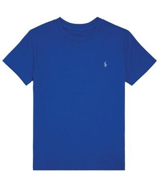 Ralph Lauren Kids Embroidered Logo T-Shirt (5-7 Years)