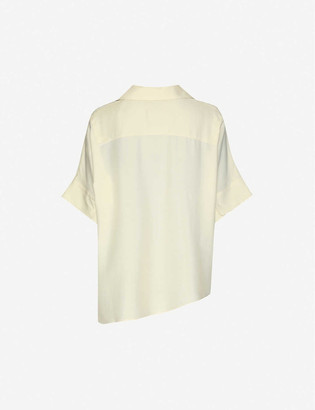 Taiga Takahashi Malva relaxed-fit woven shirt
