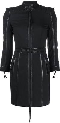 DSQUARED2 The Biker mini dress