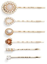 Cara 6-Pack Assorted Bobby Pins