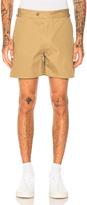 Maison Margiela Cotton Gabardine Shorts