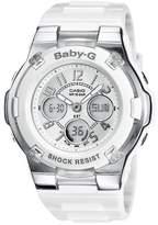 Baby-G Women's Analogue/Digital Quartz Watch with Resin Strap – BGA-110-7BER