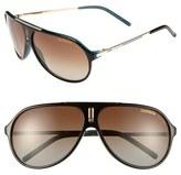 Carrera Eyewear 'Hot' 64mm Sunglasses