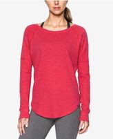 Under Armour Waffle-Knit Top