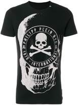 Philipp Plein Oisio embellished skull T-shirt