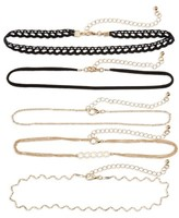 BP Women's 5-Pack Chokers