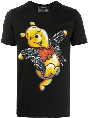 Dom Rebel Winnie the Pooh print T-shirt