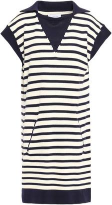 Current/Elliott The Elsie Striped Cotton Dress