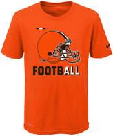 Nike Cleveland Browns Legend Football T-Shirt, Big Boys (8-20)