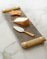 Michael Aram Wheat Cheese Board with Spreader