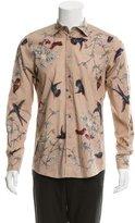 Dolce & Gabbana 2016 Bird Print Shirt