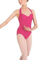 Bloch Hot Pink Halter Leotard - Women