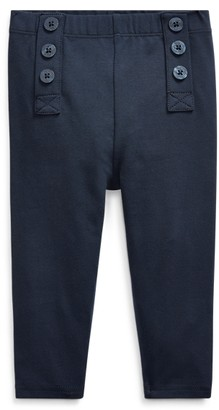 Ralph Lauren Sailor Stretch Cotton Legging
