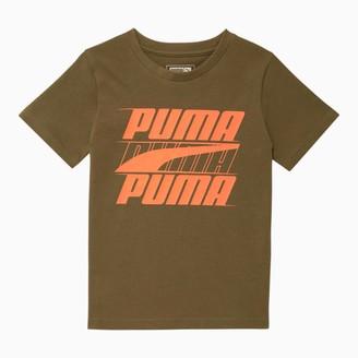 Puma Speed Little Kids' Graphic Tee