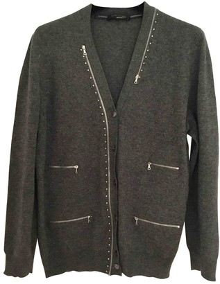 Marc Jacobs Anthracite Wool Knitwear for Women